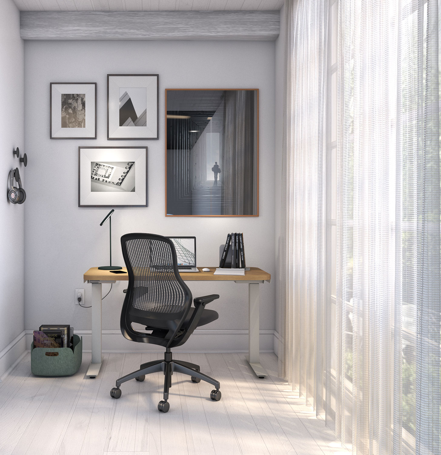 How To Design A Home Office Setup That's Right For You