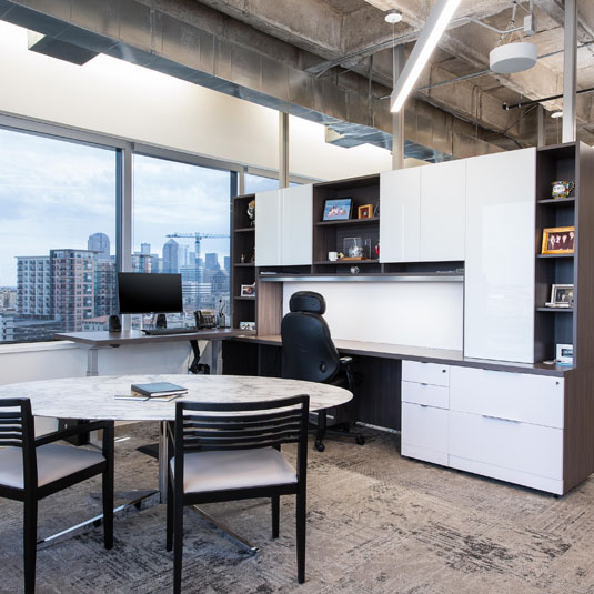 Whatever Your Contract Furniture Needs, GL Seaman U0026 Company Has A Variety  Of Solutions. We Proudly Offer Knoll, The Leader In Modern Office Design,  ...